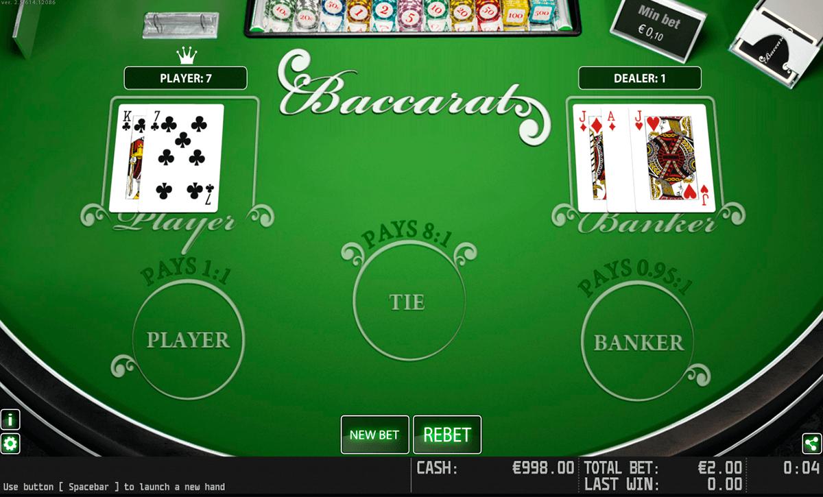 baccarat hd world match online