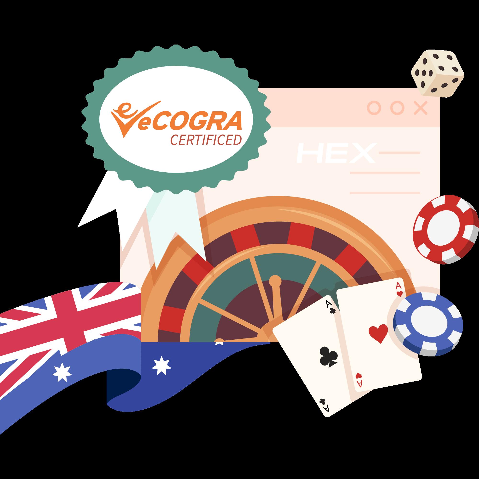 Online Casino Certification Australia