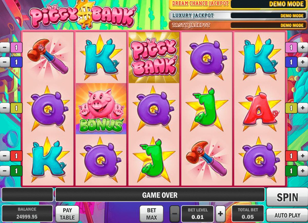 piggy bank playn go pokie