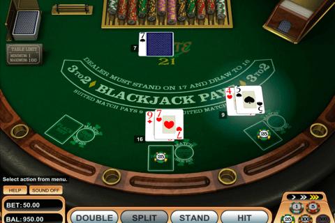 pirate  blackjack betsoft online