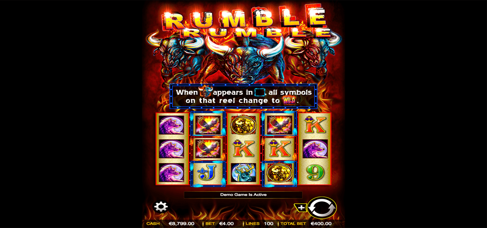 rumble rumble ainsworth