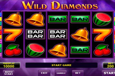 wild diamonds amatic